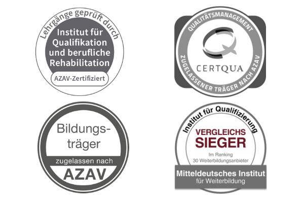 Zertifikate des MIFW