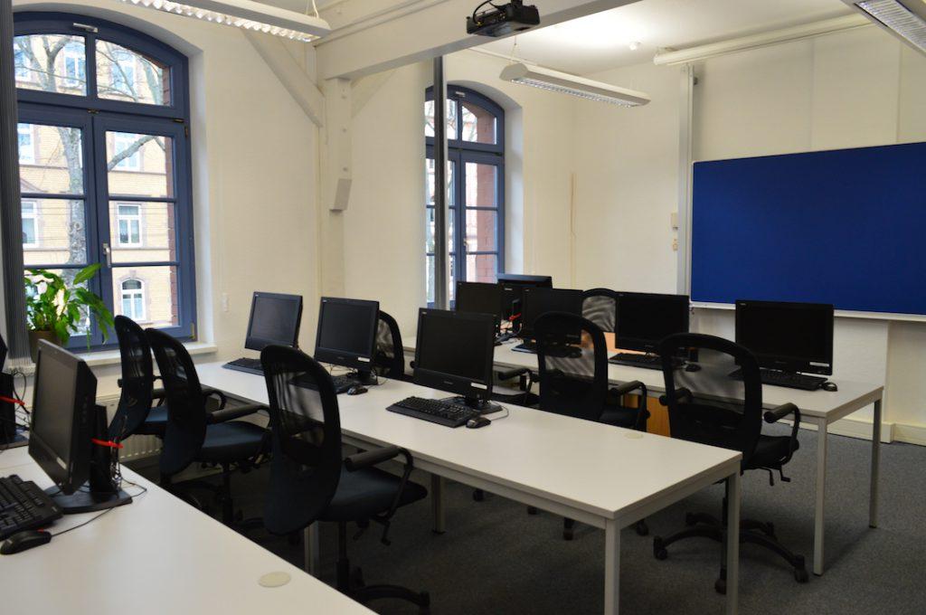 Computerraum Berlin