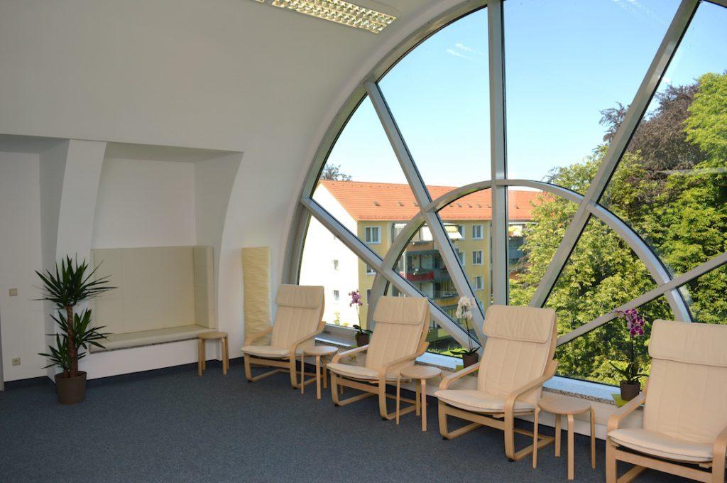 Wartebereich Chemnitz