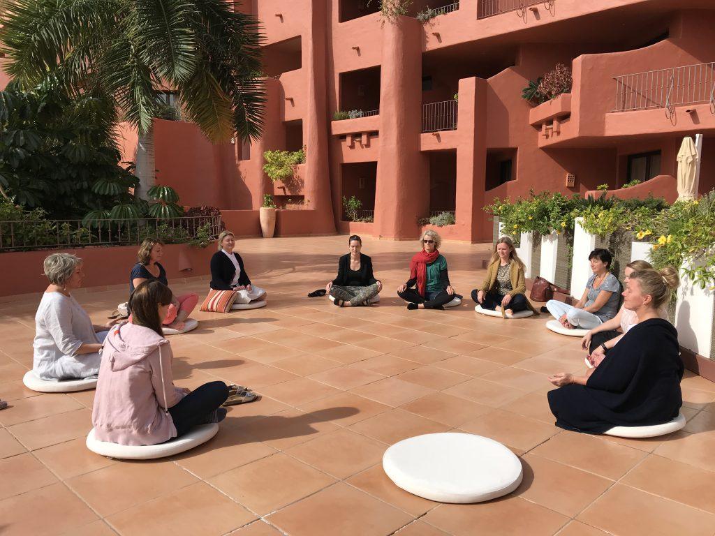 Ausbildung Entspannungstherapeut Teneriffa