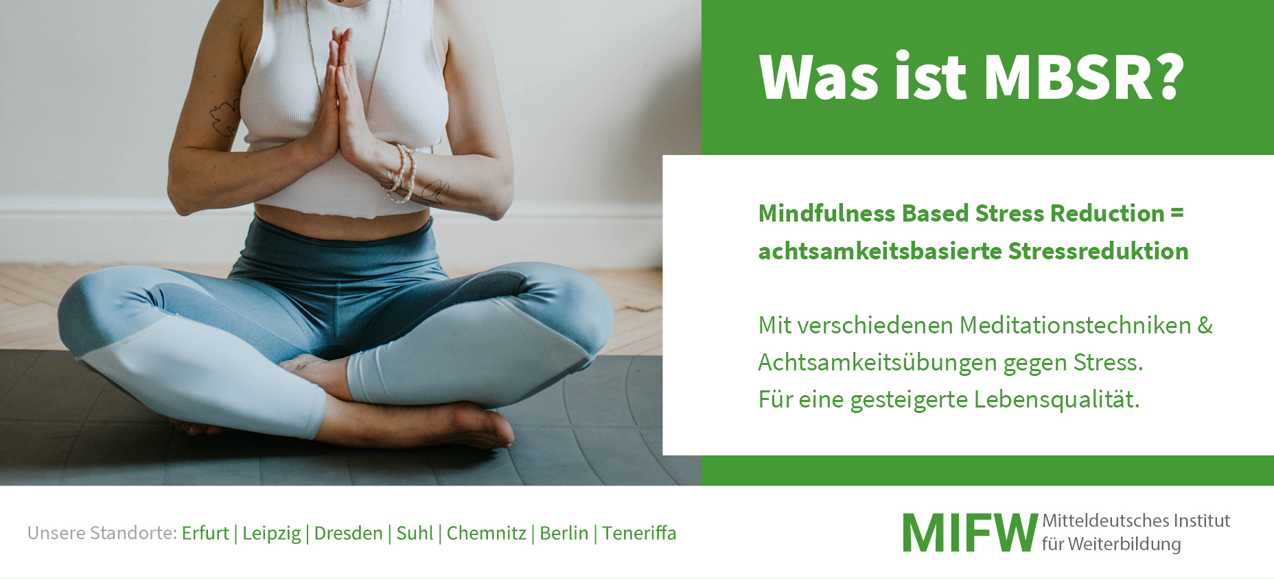 Was ist MBSR?