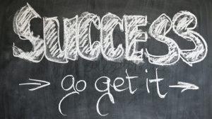 Erfolg - hol in dir