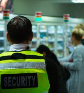 Wach- und Sicherheitsdienst